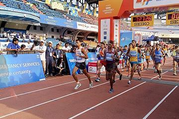 TCS World 10k Bengaluru-2016
